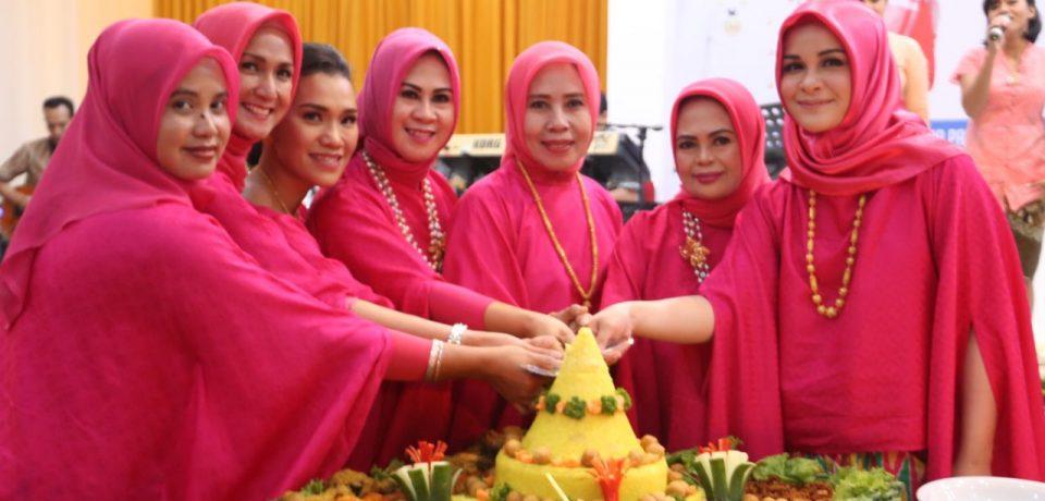 Peringatan Hari Ibu Ke-89 Berlangsung Meriah