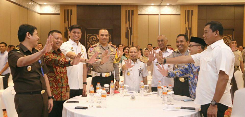 Adnan Hadiri Sosialisasi Angkatan Ke-II Unit Pemberantasan Pungli