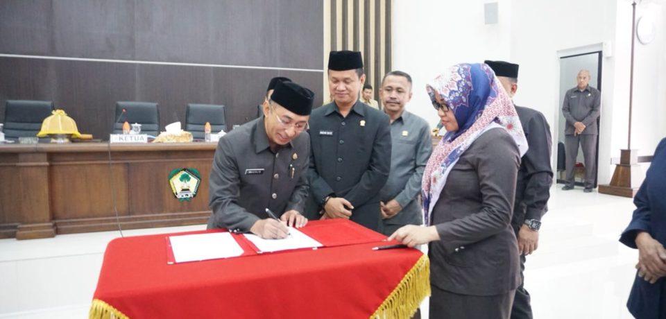 DPRD Gowa Tetapkan Retribusi Tera/Tera Ulang dan Pembangunan Industri jadi Perda