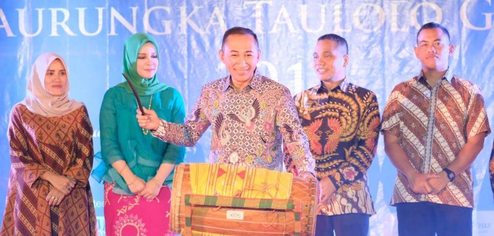 33 Finalis Berkompetisi pada Ajang Taurungka dan Taulolo Gowa 2018