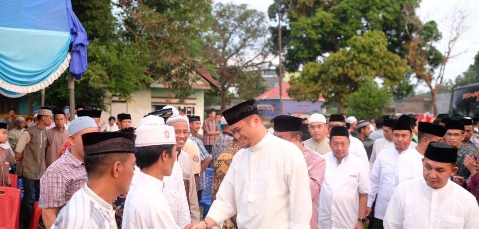 Safari Ramadhan di Kecamatan Sombaopu, Bupati Adnan Disambut Meriah Masyarakat