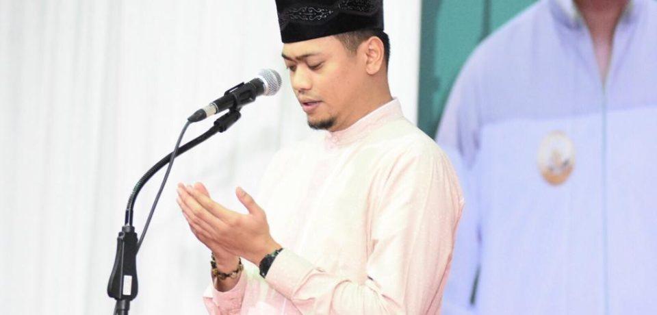 Bupati Adnan Pimpin Doa Bersama Untuk Ani Yudhoyono