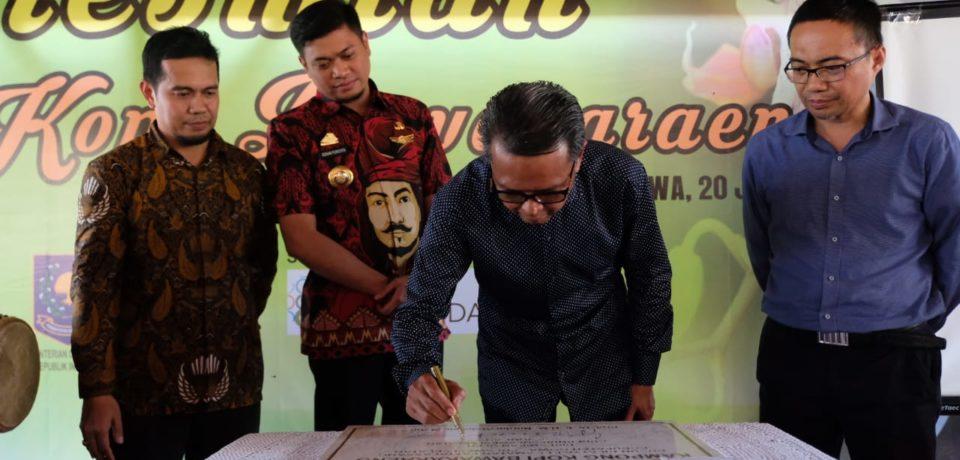 Kabupaten Gowa Ditarget Jadi Lokasi Pengembangan Kopi