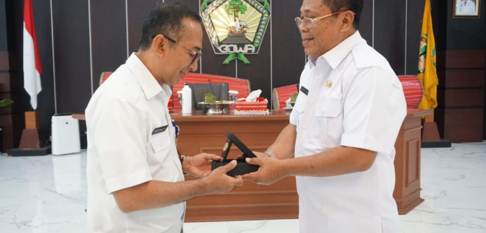 Sistem Pembinaan UMKM Pemkab Gowa Dilirik Kabupaten Sekadau