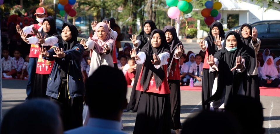 HAN Tingkat Kabupaten Gowa hadirkan Permainan Tradisional