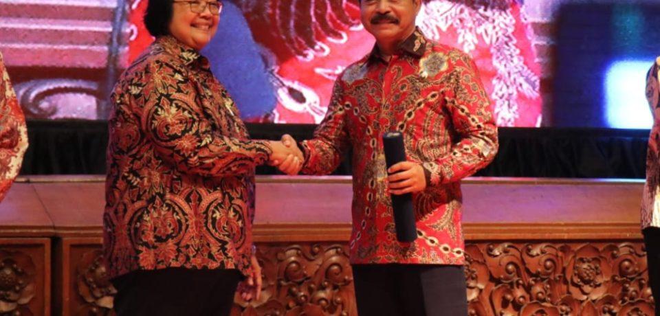 Gowa Raih Penghargaan Apresiasi Proklim Dari KLHK