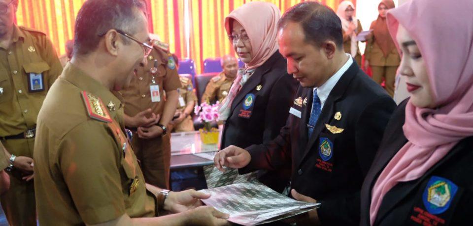 Ini 3 Reformer Terbaik Hasil Diklat Pim III Angkatan IX 2019 Di Gowa
