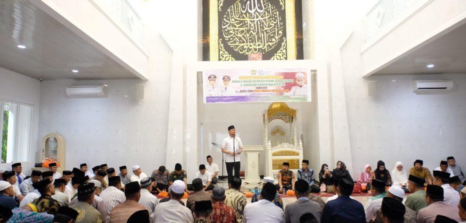 Tahap Pertama, Pemkab Gowa Berangkatkan 30 Imam Desa/Kelurahan Program 1 Hafidz/1 Desa
