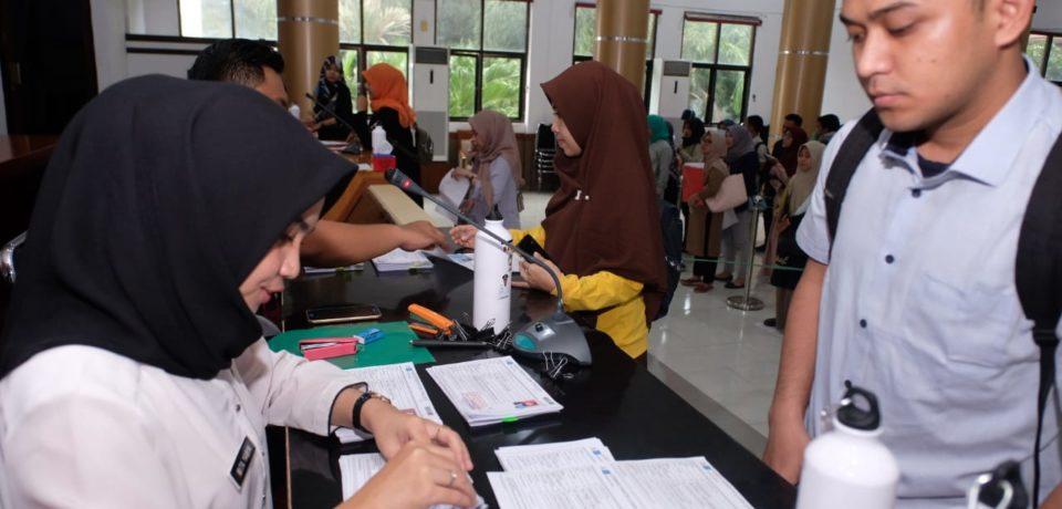 Pengambilan Kartu Ujian CPNS Gowa Dibuka