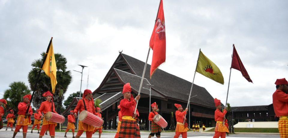 Wabup Sebut Prosesi Pergantian Jaga Lestarikan Budaya Gowa
