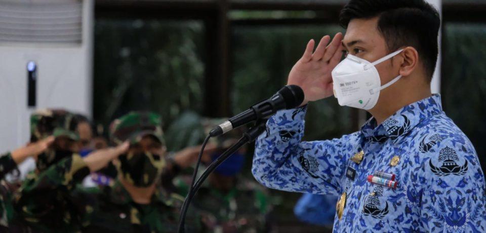Tutup Pelaksanaan PSBB, Pemkab Gowa Gelar Apel Gabungan