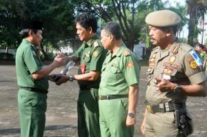 Penyerahan Piala WTN dan Kabupaten Sehat