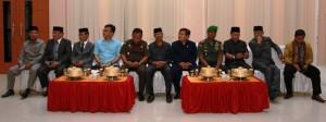 Rapat Paripurna Istimewa Penetapan Bupati dan Wakil Bupati Gowa Terpilih Periode Tahun 2016-2021