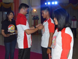 Jambore Abdi Merah Putih
