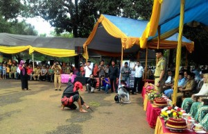 Isra' Miraj di Kecamatan Somba Opu