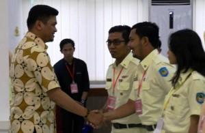 Musda Purna Paskibraka Indonesia