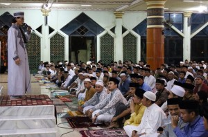 Peringatan Nuzulul Qur'an 1437 H