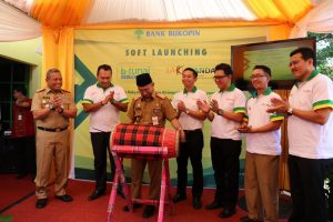 Launching B-Tunai Bukopin