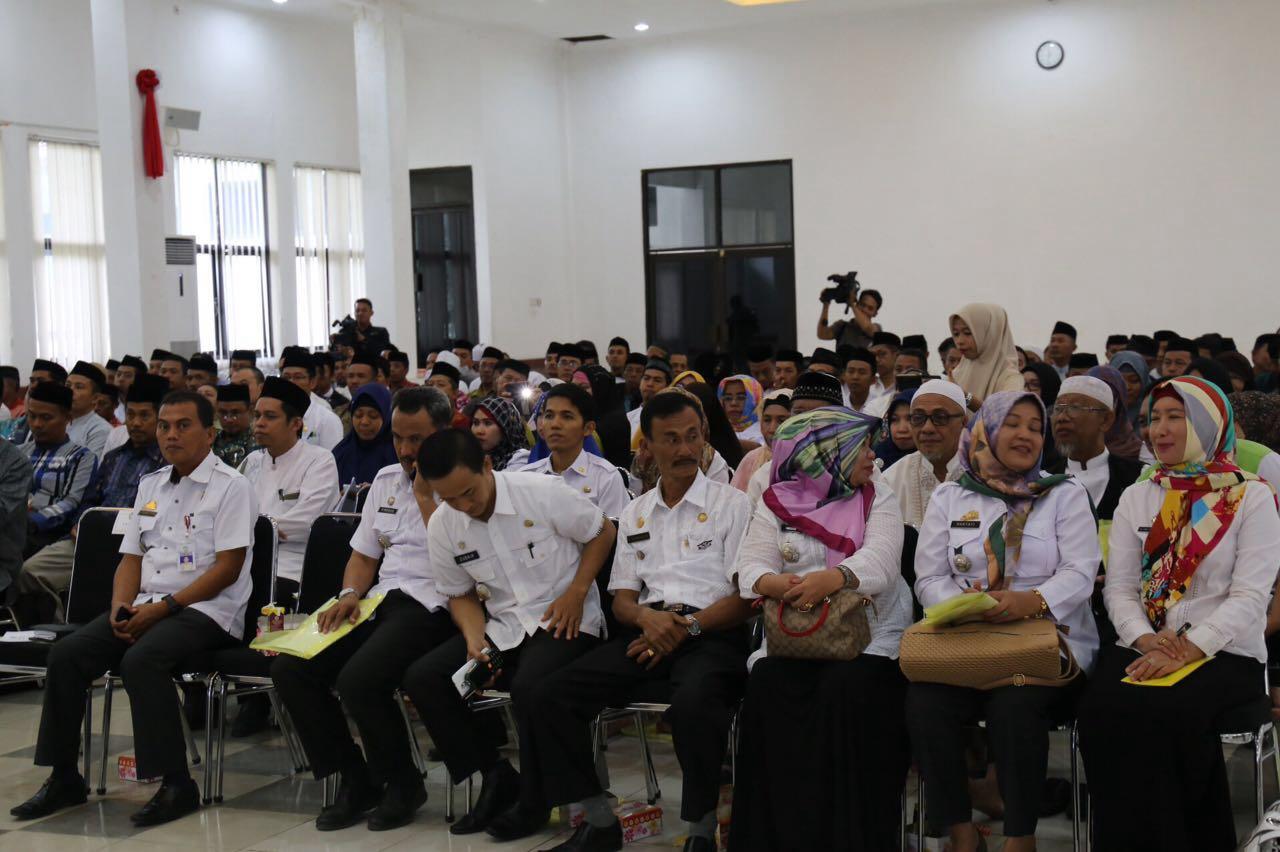 Ratusan Da'i Hadiri Rapat Koordinasi Tingkat Kabupaten Gowa