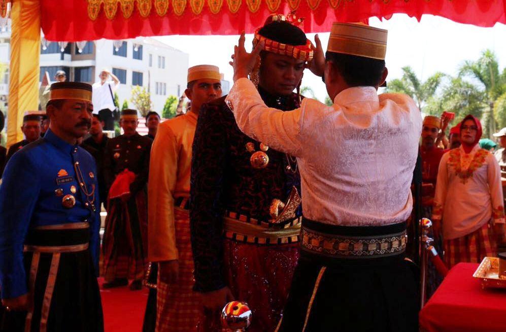Bupati Dikukuhkan Sebagai Ketua LAD Kabupaten Gowa