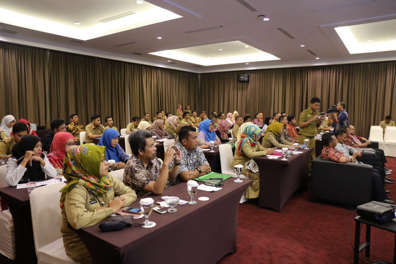 Gowa Optimis Tingkatkan Penilaian LPPD Tahun 2015