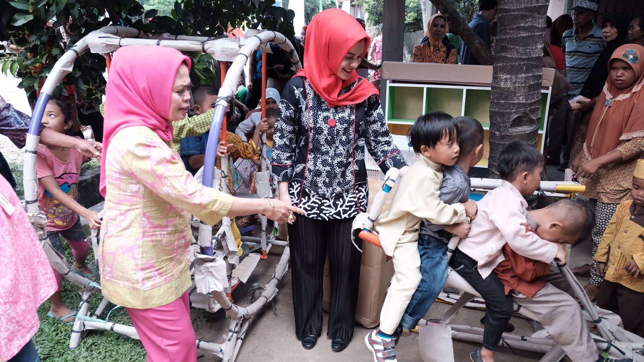 Priska Adnan Fokus Tingkatkan Pendidikan Anak Usia Dini