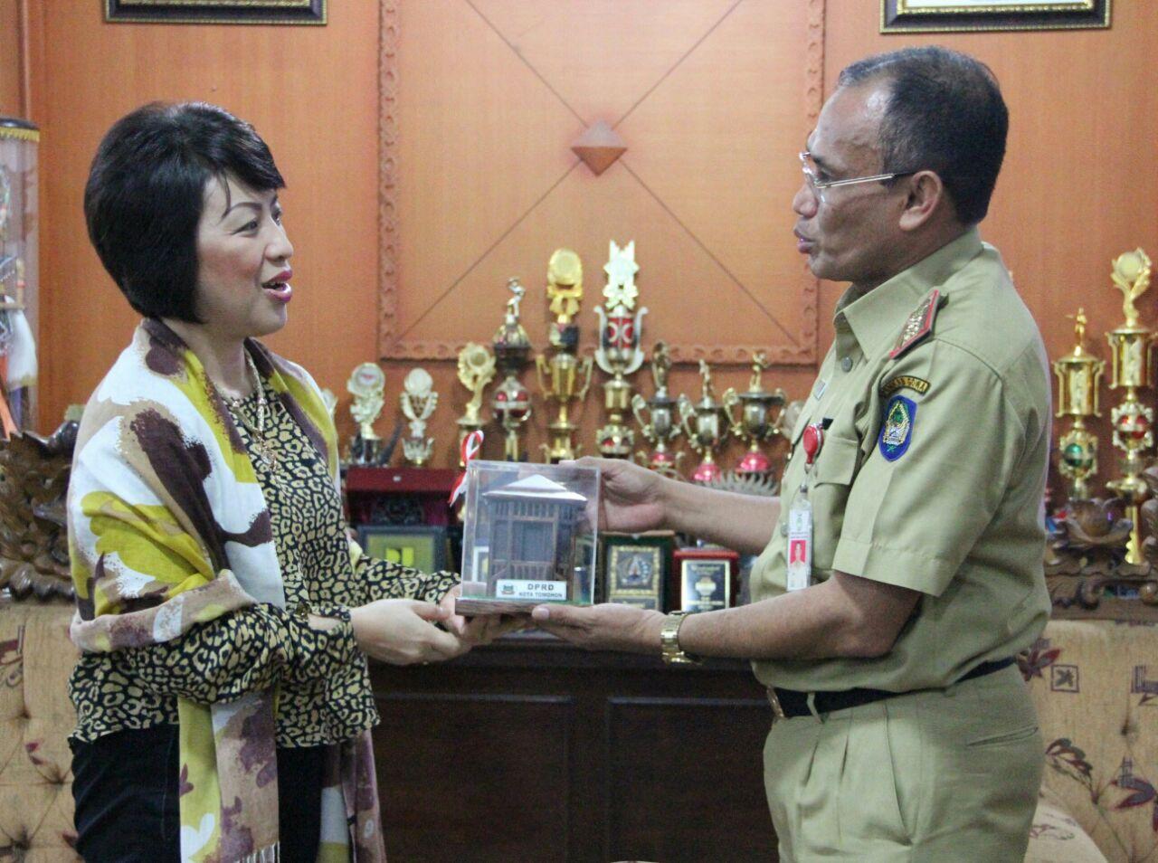 Legislator Tomohon Kunker di Gowa