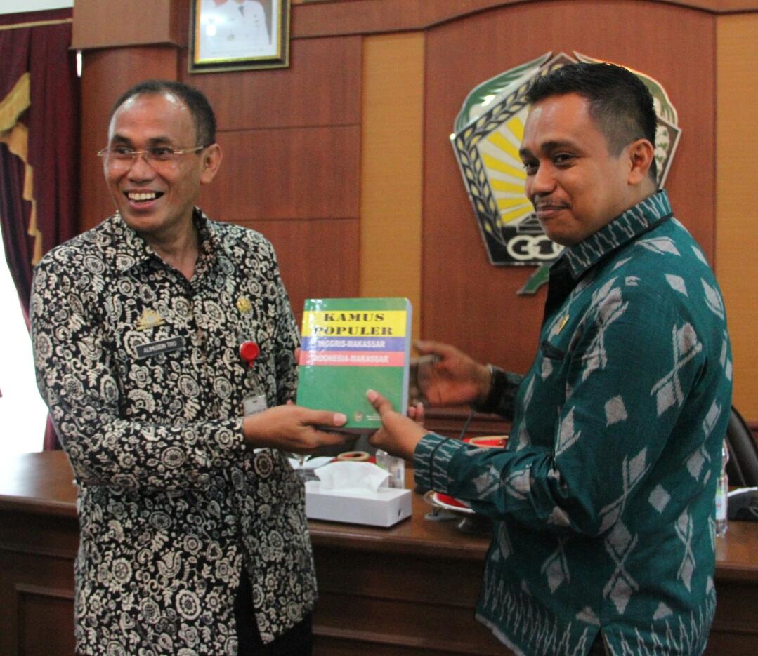 Legislator Tanah Bumbu Pelajari Pendidikan Gowa