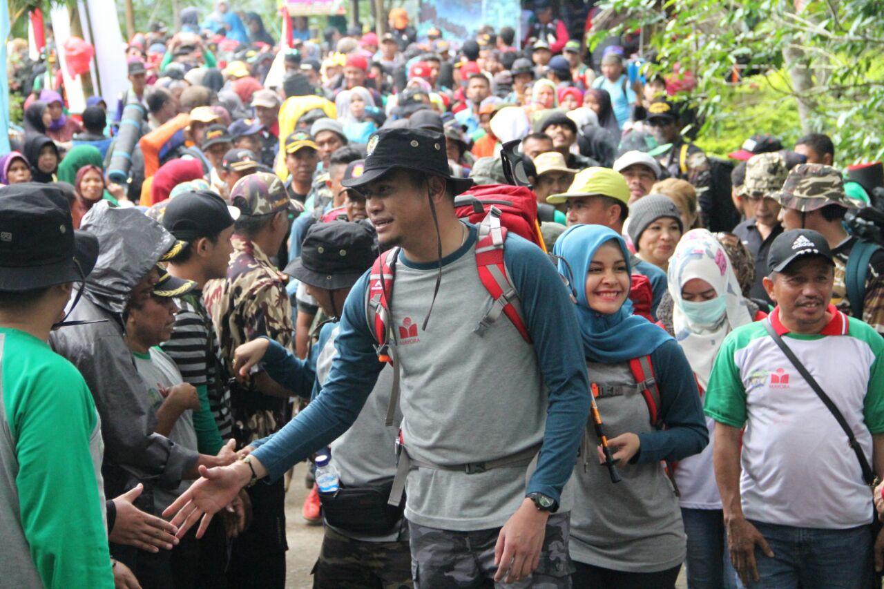 Usai Camping Day, Adnan Pastikan akan Benahi Tanralili