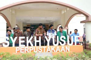 Pertemuan di UIN Alauddin Makassar