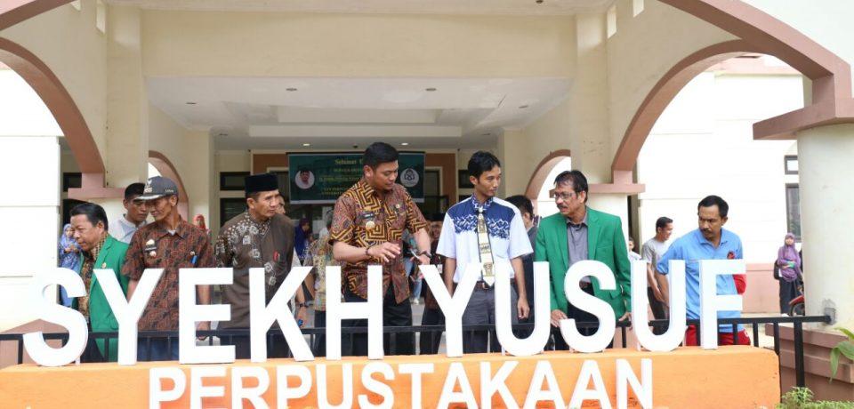 Adnan Kunjungi UIN Alauddin Makassar