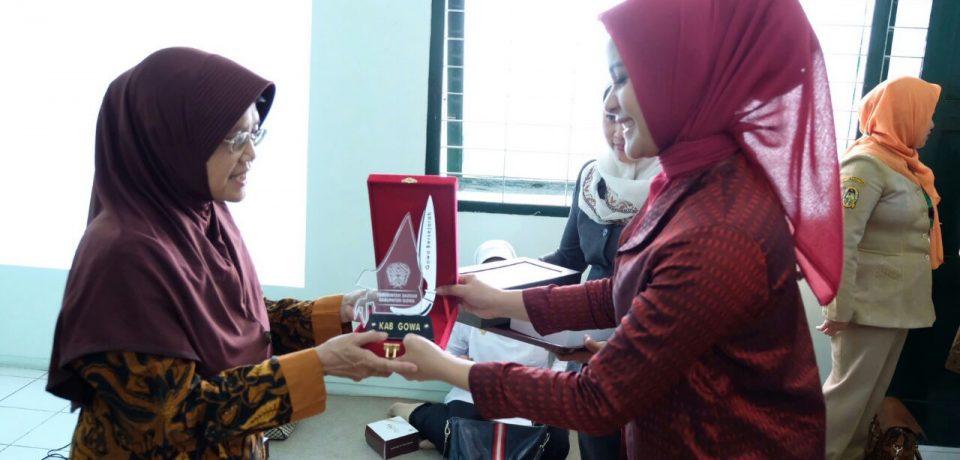 PKK Kabupaten Gowa Sharing Dengan P2TP2A di Kota Yogyakarta