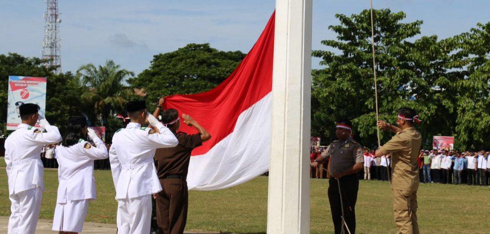Seluruh Elemen Masyarakat Gowa Bersatu Pada Nusantara Bersatu