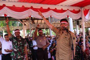 Orasi Bupati Pada Nusantara Bersatu