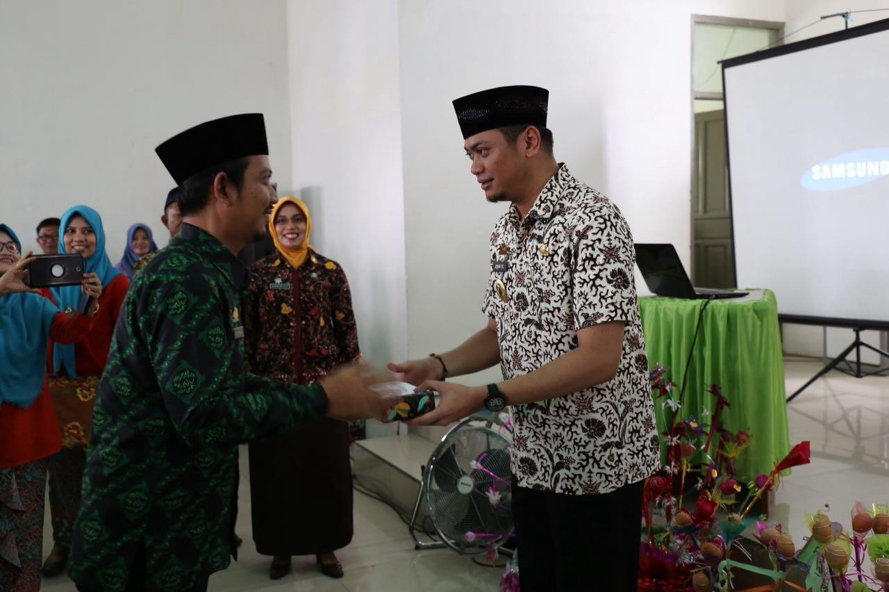 Bupati Hadiri Ramah Tamah HAB Ke-71 Kementrian Agama Kabupaten Gowa