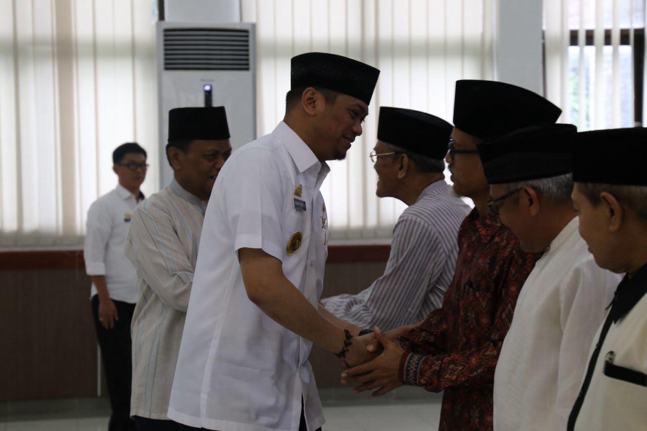 Bupati Buka Raker MUI Kabupaten Gowa