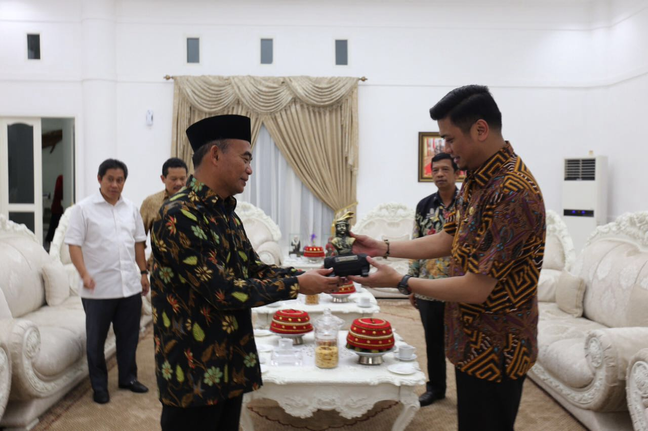 Mendikbud Kunjungi Kabupaten Gowa