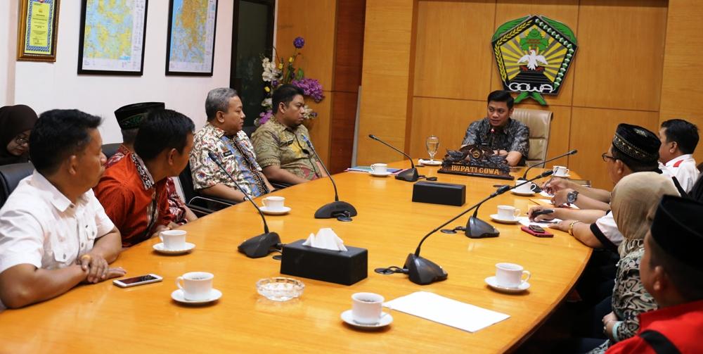 Ketua BKM Puji Dukungan Pemkab Gowa