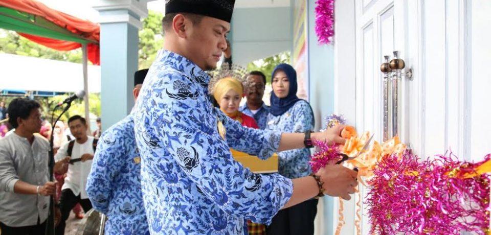 Satu Tahun Kepemimpinan, Bupati Resmikan Masjid
