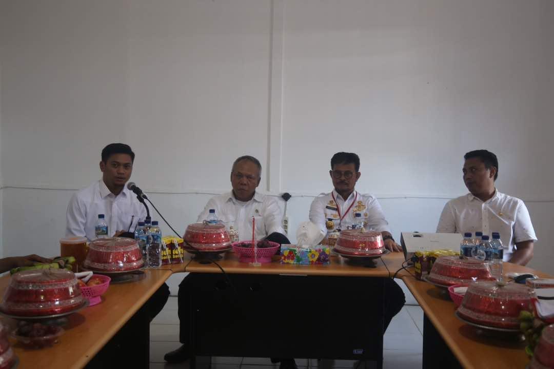 Menteri PU dan Gubernur Sulsel Puji Adnan