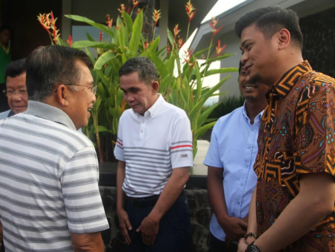Wapres Pimpin Rapat Pengembangan Kota Raya Malino