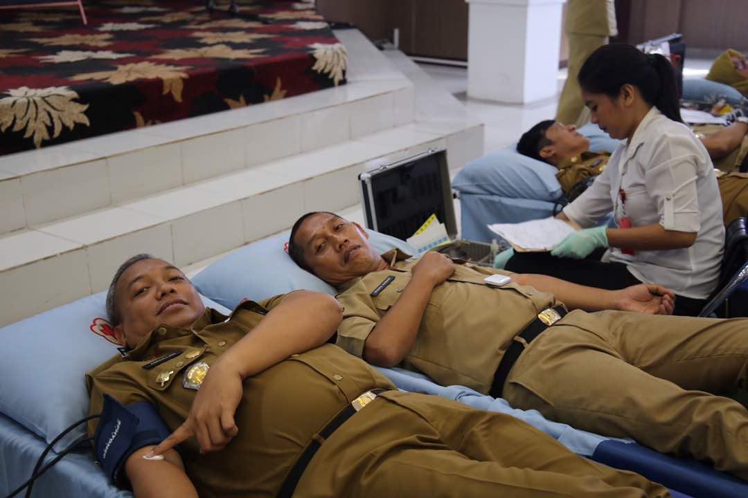 Pemkab Gowa Gelar Aksi Donor Darah