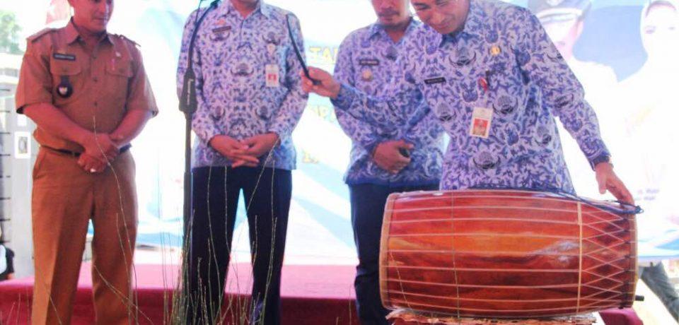 Sekda Gowa Canangkan Kampung KB