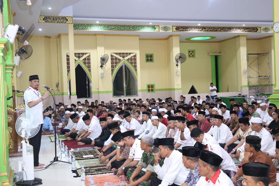 Hari Ketiga Safari Ramadhan dipusatkan di Dataran Rendah