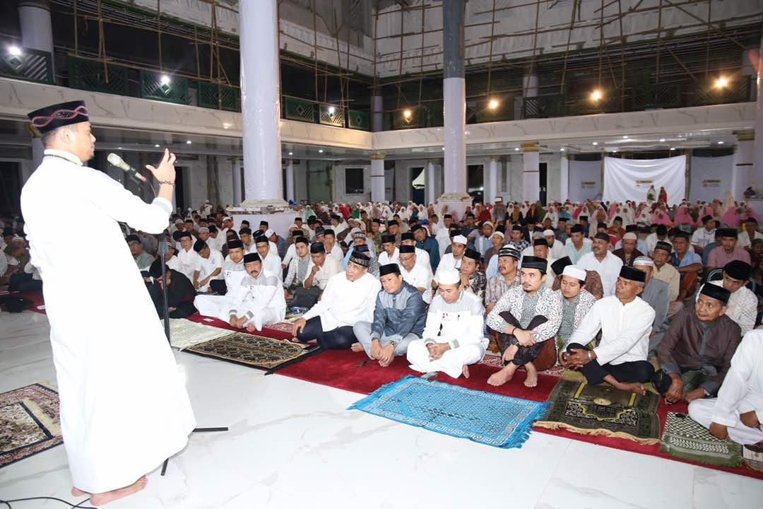 Pemkab Peringati Malam Nuzulul Qur'an