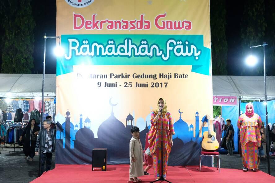 Dekranasda Gowa Gelar Ramadhan Fair