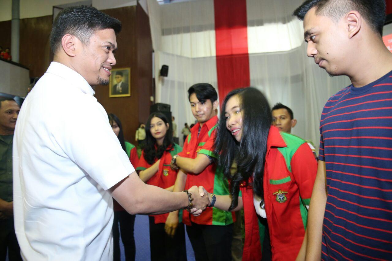 Adnan Jemput Mahasiswa KKN Unhas