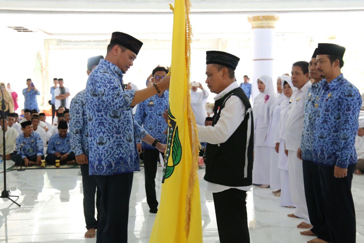 Bupati Resmi Lepas 605 JCH Kabupaten Gowa