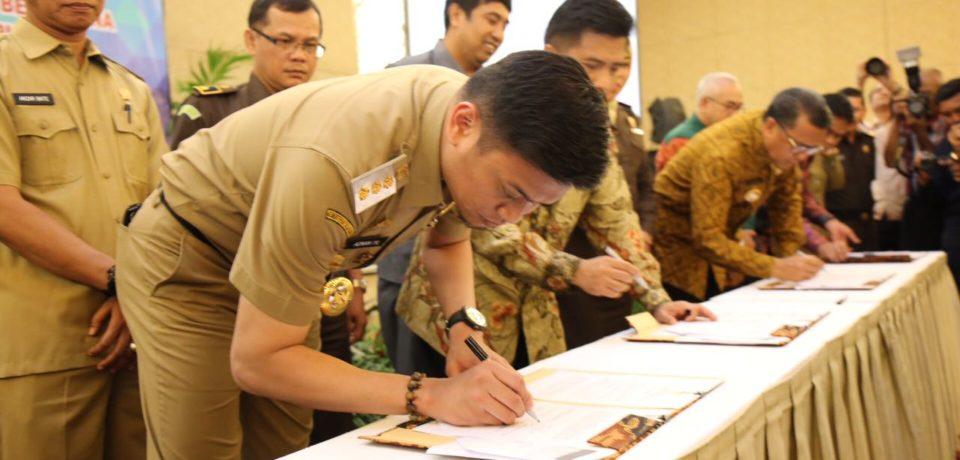 Adnan Hadiri Forum Serah Terima Penyuluh KKBPK