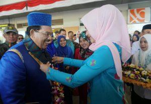 Kunjungan Raja Malaysia